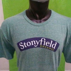 Stonyfield Organic Yogurt Short Sleeve Tee